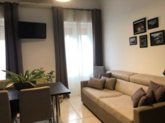 Renovated and furnished 3 room apartment with garage - 2
